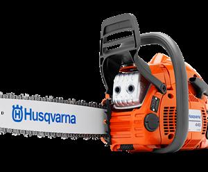 Husqvarna 445 II offerta + kit